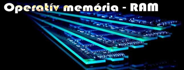 operatív memória - laptop